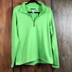 Patagonia Women's 1/4 Zip Pullover XL GUC